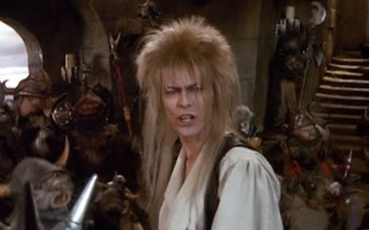 Bowie a manókirály
